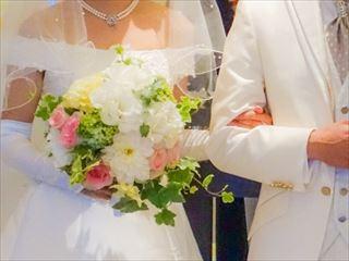 結婚式ブーケ
