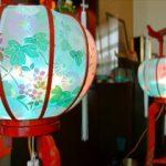 盆提灯を玄関に飾る時期と正しい飾り方とは?