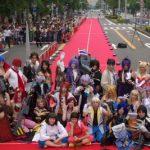 世界コスプレサミット(2016)名古屋での日程と開催時間
