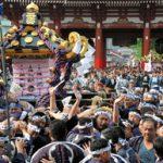 三社祭(2016)の日程と交通規制!当日までに抑えておきたい混雑情報