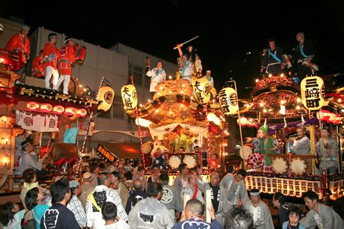 八王子祭り