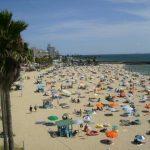 【内海海水浴場】2016年の海開きはいつ頃?駐車場はある?