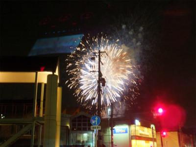 瀬戸物祭り 花火