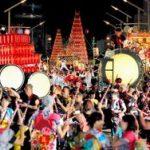 わっしょい百万夏祭り(2016)花火の時間と打ち上げ場所とは?