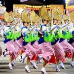 阿波踊りをもう1度観たい方必見!いつでも見られる阿波踊り会館の営業時間と人気のお土産を大公開!