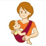 スリング(抱っこひも)の簡単な作り方を紹介!【新米ママさん必見】