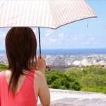 折りたたみ日傘を選ぶときの参考にしたい「軽量」「晴雨兼用」「遮光・遮熱」について