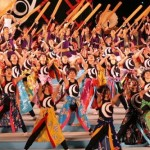 第25回yosakoiソーラン祭り(2016)開催日程とファイナルのスケジュール