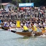 相生ペーロン祭(2016)日程変更の理由と花火大会について