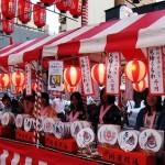 """【広島三大祭り】とうかさん大祭(2016)の日程と""""うちわ姫""""について"""
