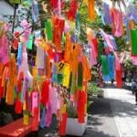 """七夕飾りの""""ちょうちん""""や""""くす玉""""、短冊の色にどんな意味があるの?"""