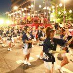 佐賀城下栄の国まつり(2016)花火と総踊りのスケジュール