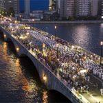 新潟祭り(2016)の日程と花火の時間とは?
