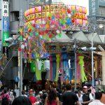 「阿佐ヶ谷七夕祭り」の開催時間とかき氷ブームについて