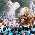 深川八幡祭り(2016)の開催日程とスケジュールとは?