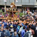 「ふくろ祭り」ってどんなお祭り?2016年の日程と神輿