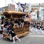 岸和田だんじり祭りに注目!2016年の日程とは?
