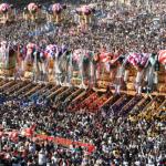 新居浜太鼓祭りの歴史と2016年の日程とは?